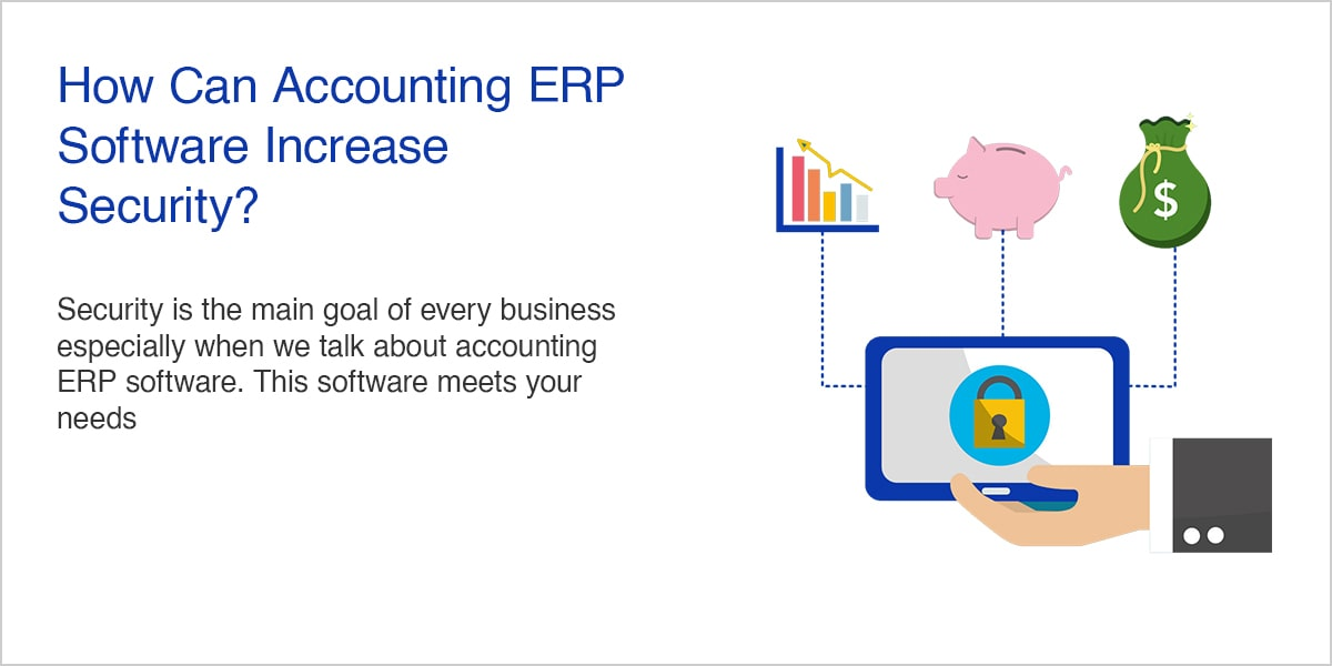 How Can Accounting ERP Software Increase Security