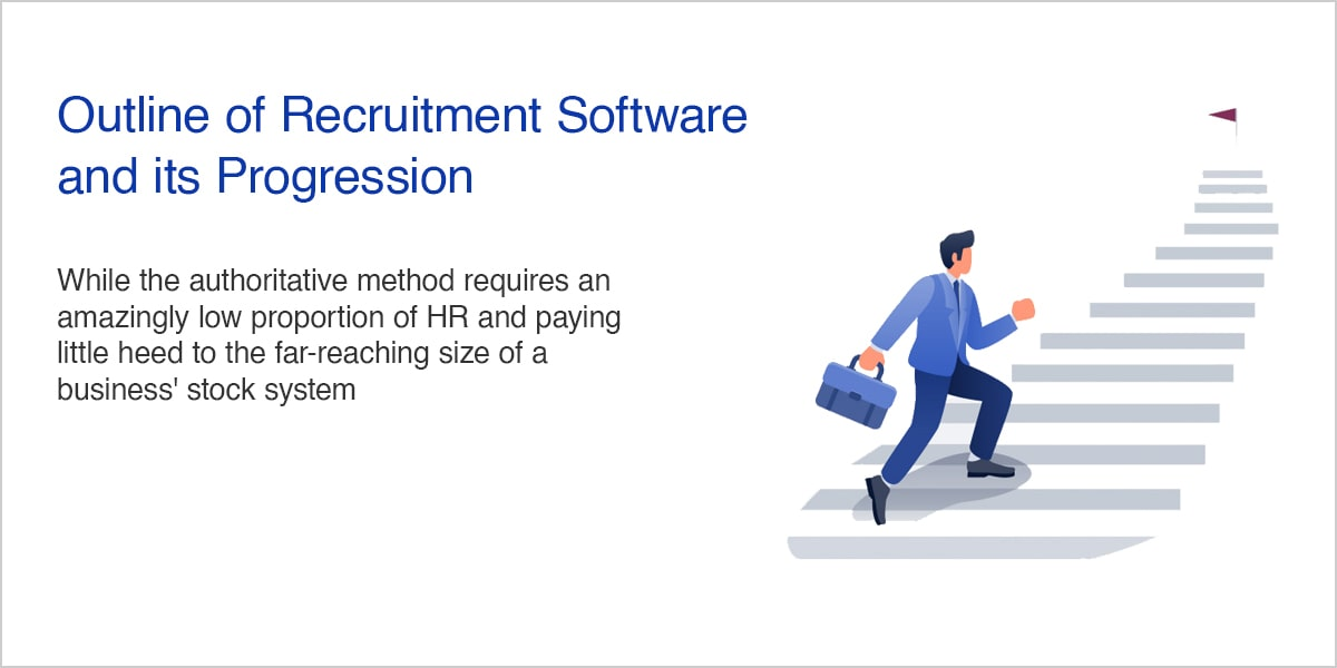 Outline of Recruitment Software and its Progression