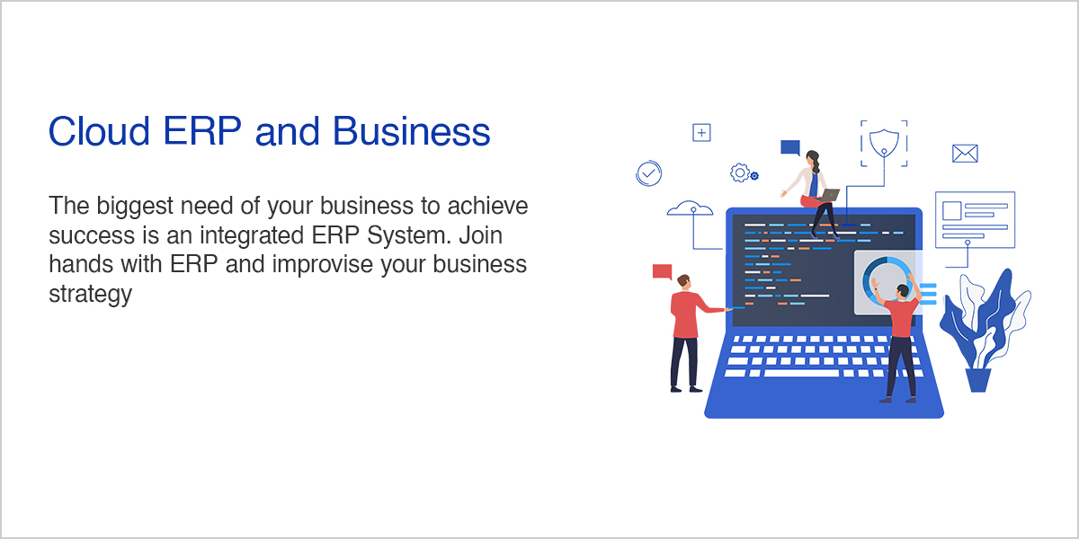 Cloud ERP and Business