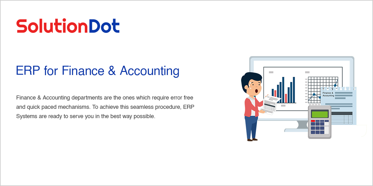 ERP for Finance and Accounting