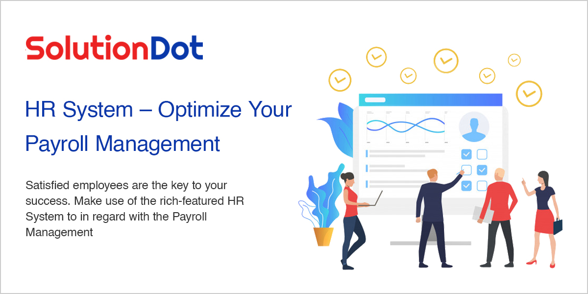 HR System - Optimize Your Payroll Management