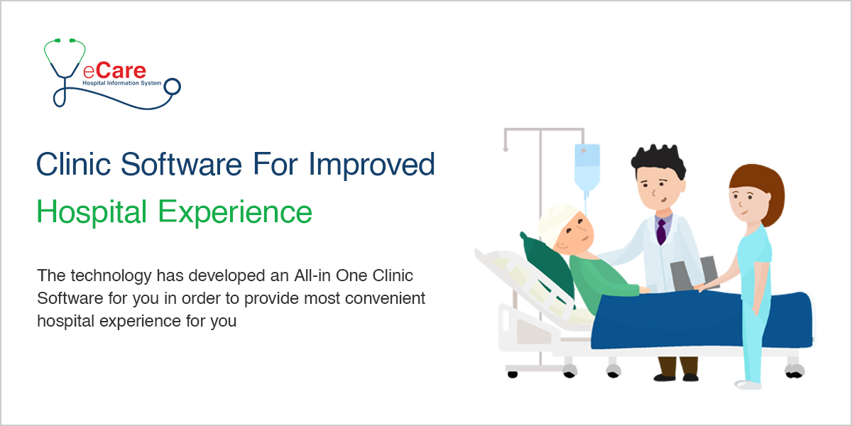 Clinic Software For Improved Hospital Experience