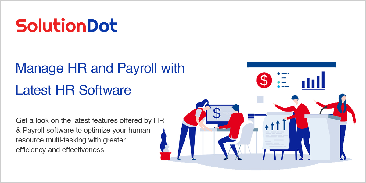 Manage HR and Payroll with Latest HR Software