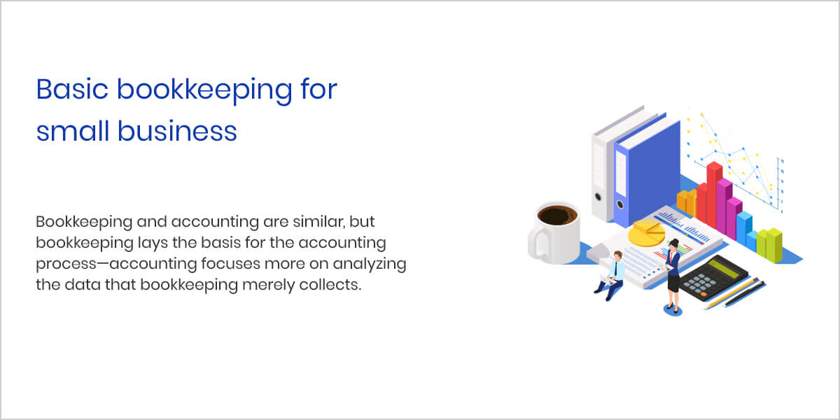 Basic bookkeeping for small business