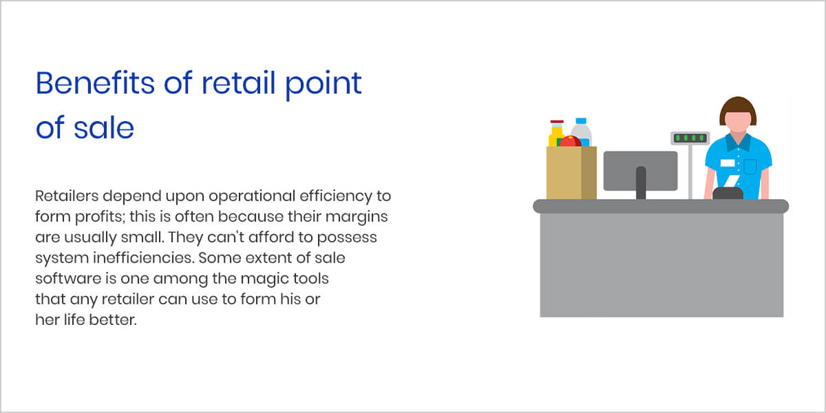 Benefits of retail point of sale
